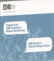 ESMO GLOSSARY OF TRANSLATIONAL RESEARCH